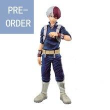Presale September My Hero Academia Age of Heroes Shoto Figure Multicolor PVC action figure model Figurals