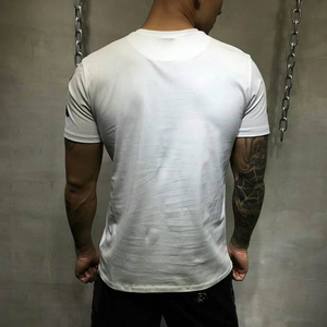 Image 4 - PP Bag Packaging!Brand Clothing Men Summer T Shirt Men Fashion Casual Tshirts Rhinestone Indians Printed Breathable T shirt
