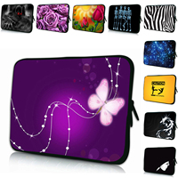 Lonely Beautiful Butterfly Fashion Student Laptop Bag 15 6 15 5 15 4 Inch Sleeve Pouch