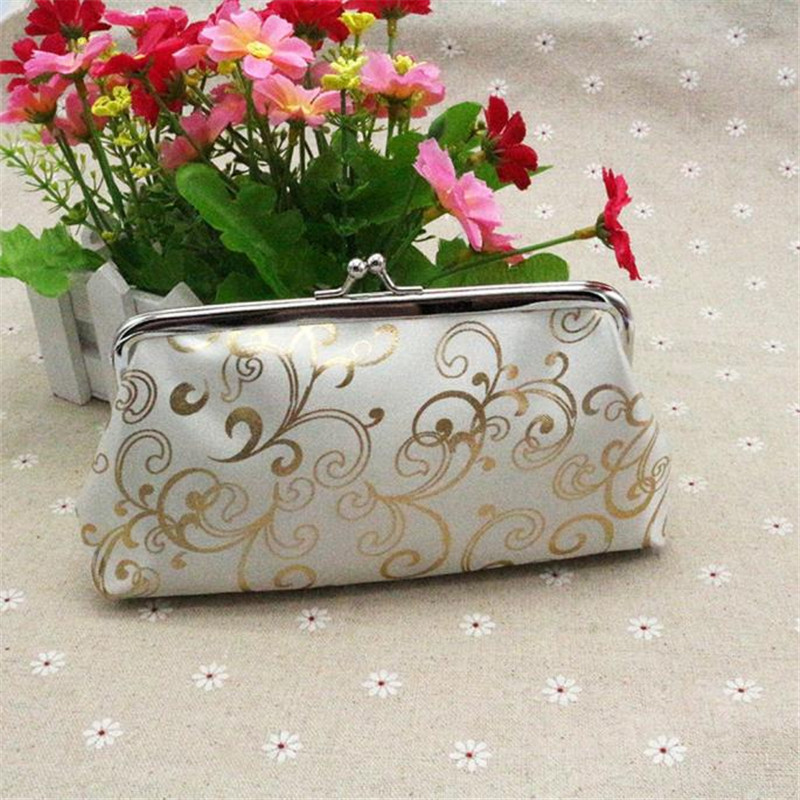 Coin Purse Womens Small Wallet pouch Card Holder Coin Purses Clutch Bag coin pouch monedero mujer womens wallets and purses vintage card holders women wallet clutch wallet womens wallets and purses leather purse for the girls coin purse carteras mujer