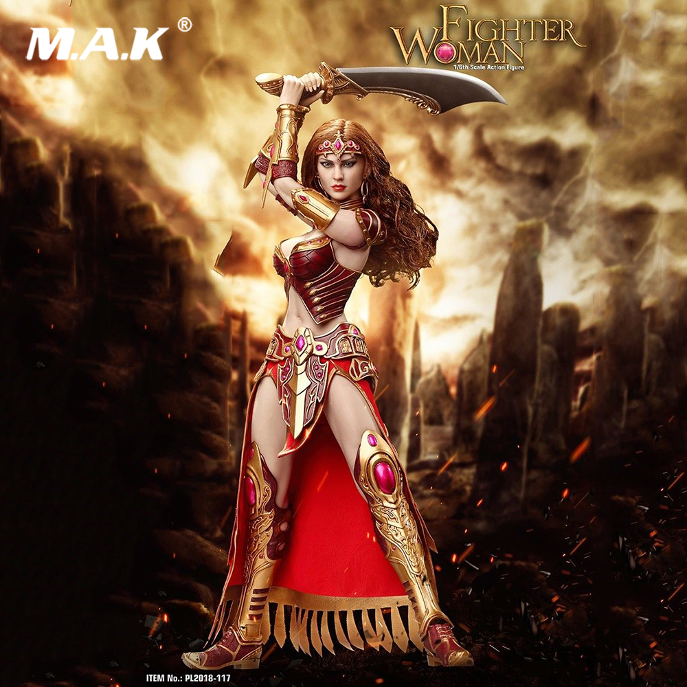 TBLeague PL2018-117 1/6 Fighter Woman Soldier Warrior Female Figure NewTBLeague PL2018-117 1/6 Fighter Woman Soldier Warrior Female Figure New
