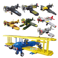 Large Air Plane Passenger Airport Building Blocks Bricks Toy Children Compatible LegoING City Kid City Aircraft Toy Set Gifts