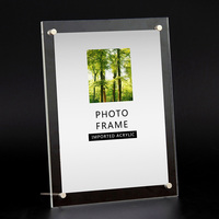 Wholesale Clear Paper Photo Frame Modern Picture Frame Holder Rectangle Wedding Photo Frames For Picture 6