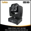 Matrix  Beam Moving Heads Led Wash Light Quad RGBW 4*12W LED Lamp DMX Stage Lighting Dj Effect Light