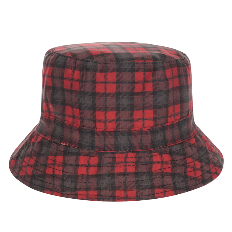 2018 Summer Harajuku Flat Bucket Hats 3D printed England Style Beach Hat  Hip Hop tartan Aztec Cops Women Girls e2ab733dd0f