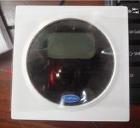 LCD crystal thermostat TMS960 touch screen control switch central air conditioning fan coil speed control panel