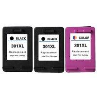 For HP 301 Ink Cartridge For HP 301xl Deskjet 1050 2050 2050s 3050 Envy 4500 4502