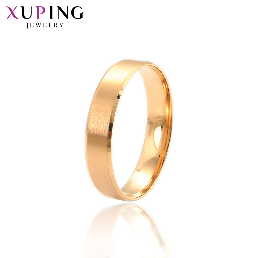 11.11 Deals Xuping Jewelry Fashionable Natural Ring Charm Style for Women Christmas Day Anniversary Gifts 15737