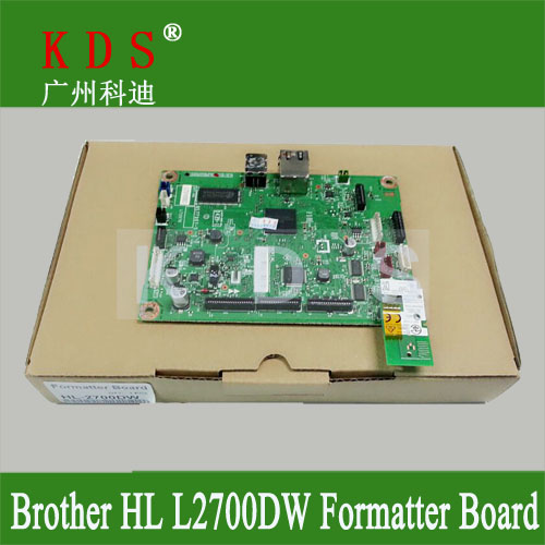 ФОТО Original Formatter board for Brother HL L2700DW main board mother board logic board for LT3166001 remove from new machine