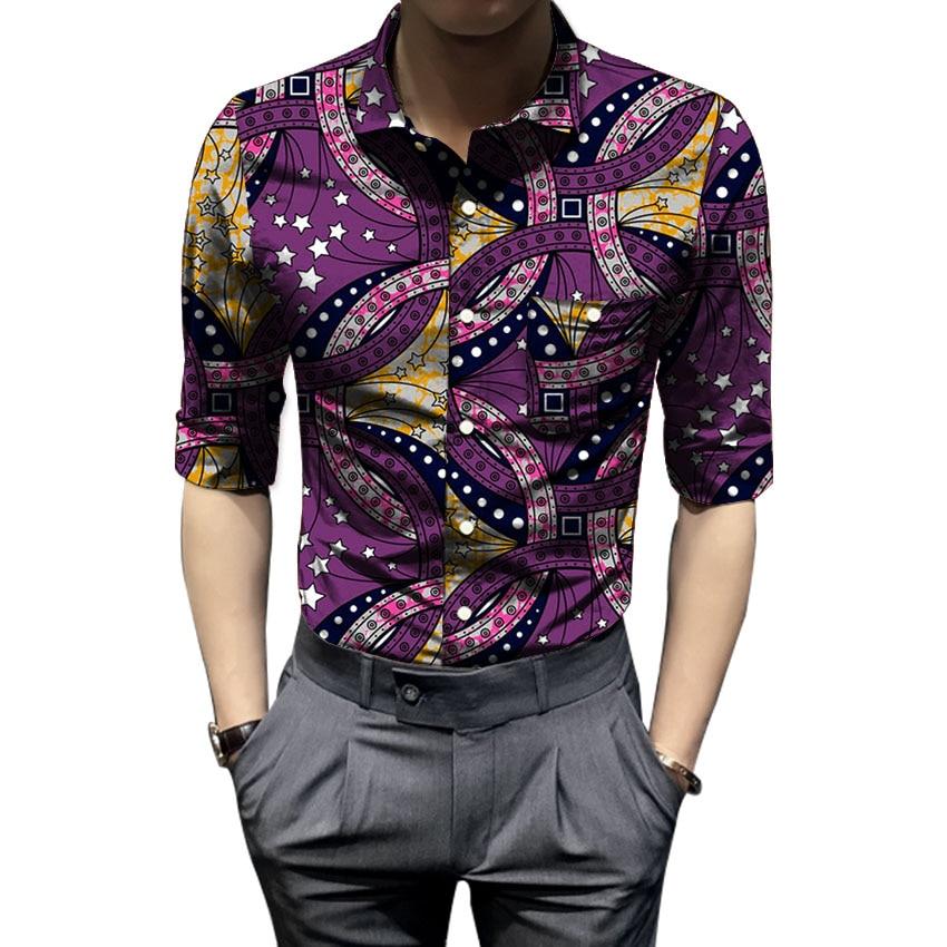 High Quality African Men Dashiki Shirt-Buy Cheap African Men ...
