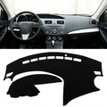 XUKEY FIT FOR 2009 2010 2011 2012 2013 MAZDA 3 DASHBOARD COVER DASHMAT DASH MAT PAD SUN SHADE DASH BOARD COVER CARPET