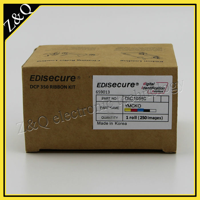 NEW DRIVER: EDISECURE DCP 350