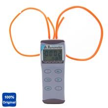 Big discount Measure Differential Pressure Gauge Portable Manometer Tester AZ-8215