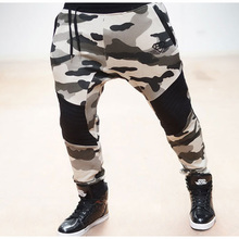 Male Trousers Men Pants Casual Pants Sweatpants Jogger