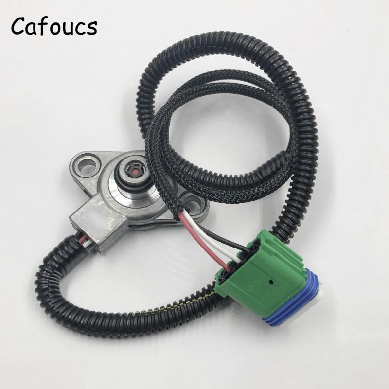 Cafoucs Automatic Transmission DPO AL4 Pressure Sensor For Peugeot 206 207 306 307 308 For Citroen C2 C3 C4 C5 C8 For RenaultCafoucs Automatic Transmission DPO AL4 Pressure Sensor For Peugeot 206 207 306 307 308 For Citroen C2 C3 C4 C5 C8 For Renault