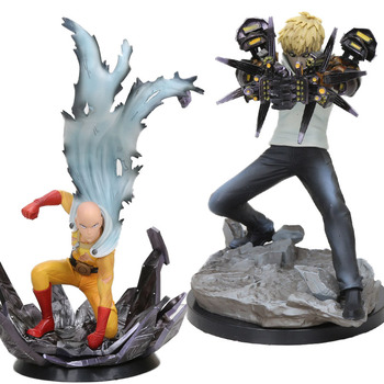 One Punch Man SAITAMA & Genos DXF PREMIUM FIGURE figure Collection Toys 1
