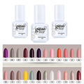 1pcs Soak Off Gel LED UV Gel Nail Polish 150 Colors Bluesky Effect Gel Lacquer(color 91-120)