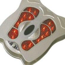 (220V)Multi-function Ectromagnetic Wave foot Massage Instrument Pedicure Machine Plantar Foot Soles Leg Massager