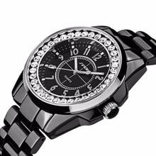 SINOBI Montre De Luxe Strass Femmes Montres Dames En Cristal de Montre de Femmes Horloge Femmes Montres saat relogio feminino reloj mujer