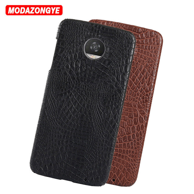 new product fb572 d00e2 US $4.89 20% OFF|For Moto Z2 Play Case Leather 5.5 inch Luxury Hard PU  Leather Phone Case For Motorola Moto Z2 Play Case Protective Back Cover-in  ...