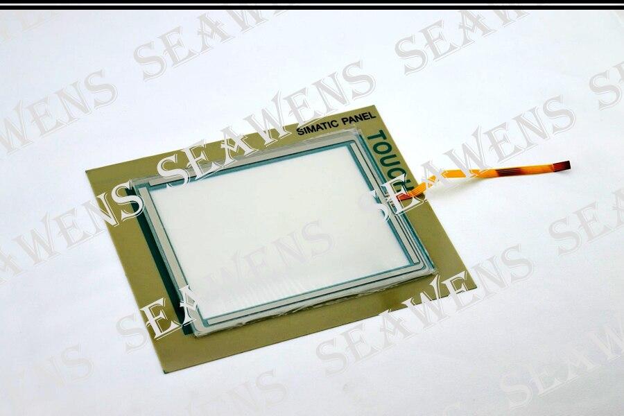 TOUCH PANEL Glass + Protective Film for Siemens 5.7 TP177 TP177A TP177B K-TP178 6AV6 642 ...