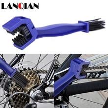 For Yamaha YZF R1 R3 R6 R15 R25 R125 Fazer 600 FZ6S Motorcycle Moto Accessory Kit Bike Part Chain Brush Cleaner