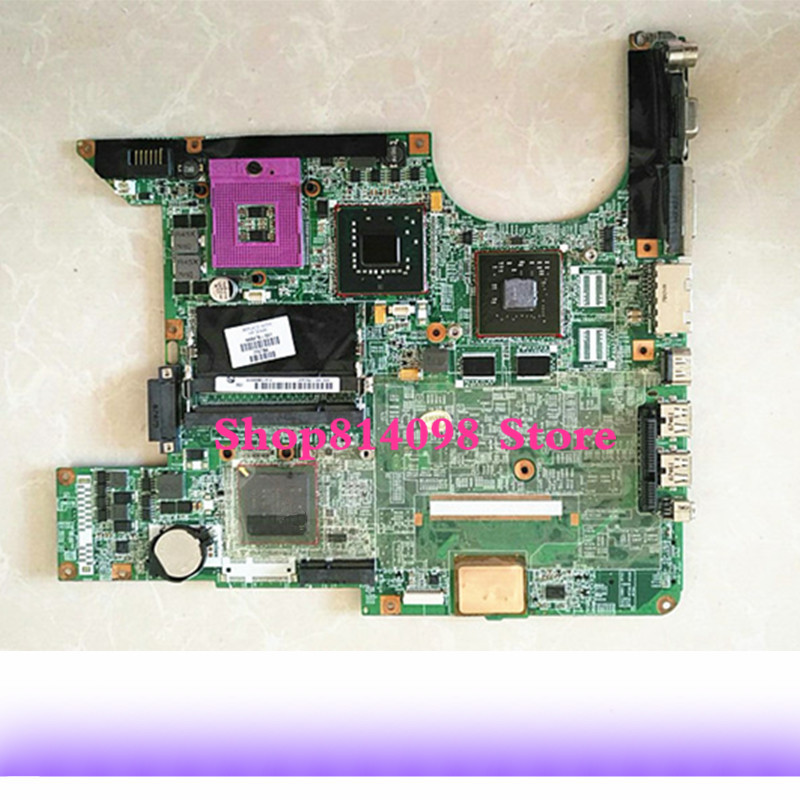 446476-001 For HP Pavilion DV6000 DV6500 DV6700 Laptop Motherboard DA0AT3MB8F0 Mainboard 100%tested fully work craft брюки женские craft grit