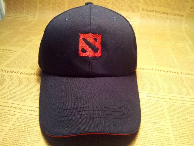 Dota  Logo Gambar Baseball Caps Hot Permainan Dota Cosplay Topi Untuk Pria Wanita Hadiah