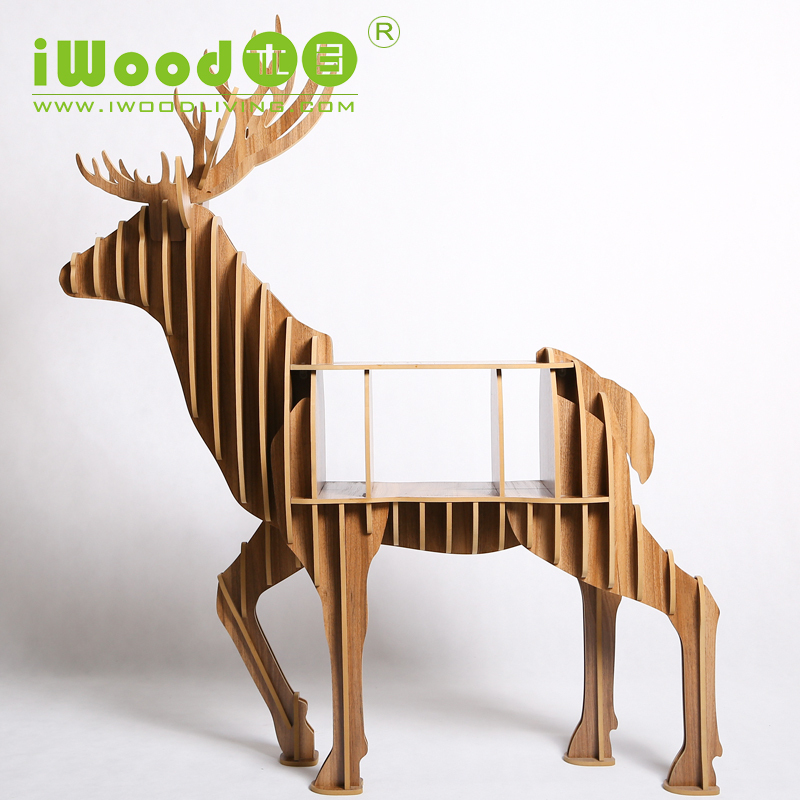 buy fashion design stage shape wooden magazine rack from reliable rack mount pc case suppliers on iwood factory