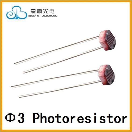 30*Fotowiderstand LDR CDS5mmLichtabhängiger Widerstand Sensor G3D
