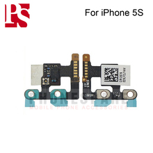 50pcs/lot New GPS Antenna Flex Cable Motherboard Antenna Signal Module Replacement Part For iPhone 5s