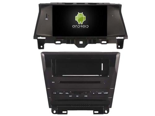 Подходит для HONDA ACCORD 8 2008 2012 OTOJETA android 8,1 Wifi версия автомобиля dvd плеер магнитофон gps головных устройств с белым светом