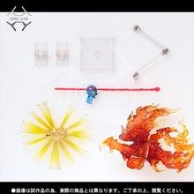 COMIC CLUB LT modell Saint Seiya Myth Cloth Kampf fähigkeiten effekte für Virgo Shaka Phoenix Ikki/Gold Saint EX/Saint Seiya