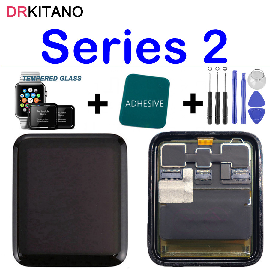 Used For Apple Watch Series 2 Lcd Display Touch Screen Digitizer For