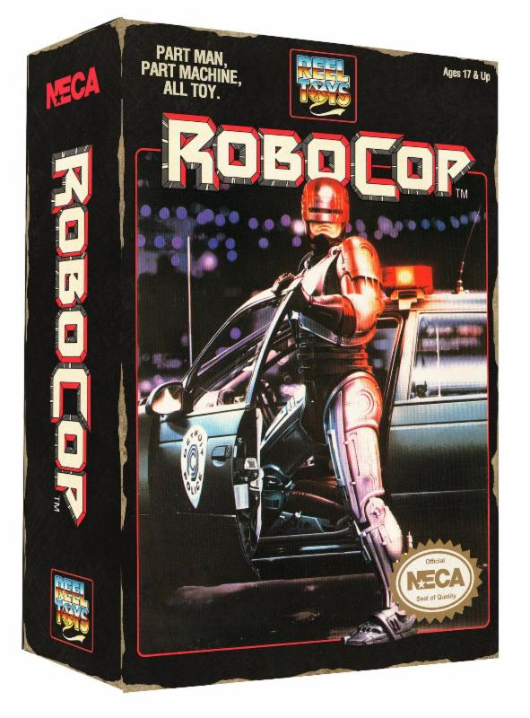 NECA Robocop Classic 1989 Video Game Appearance 7 Action Figure