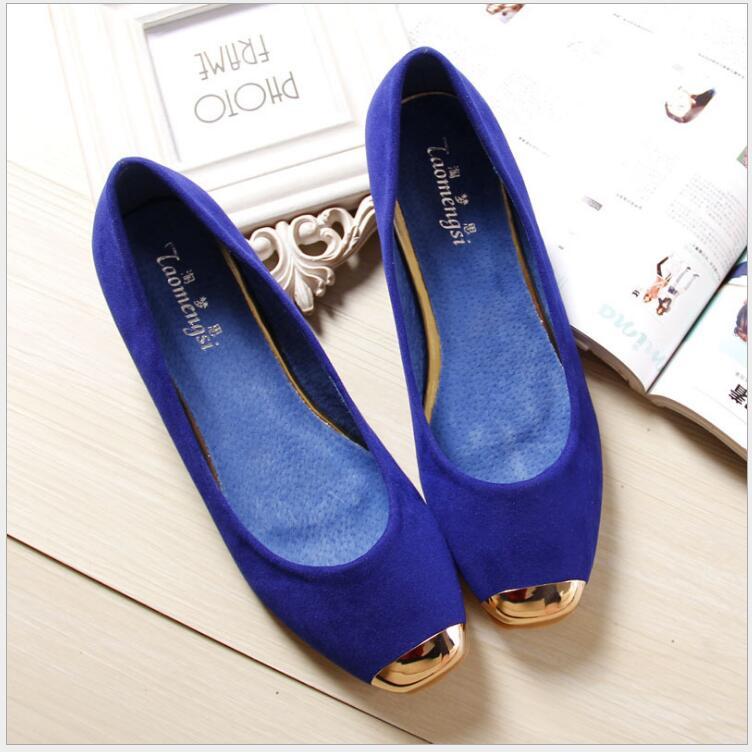 donna giallo Donna New Confortevole Style Boat Rushiman blu Blu Shoes Nero Flat Giallo Nero Ballerine v6tdzqUxw