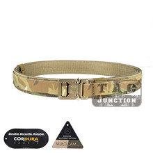 Emerson Tactical Belt Hard 1.5  Shooter Shooting Emersongear Military Airsoft Multicam Camouflage Quick Release Buckle