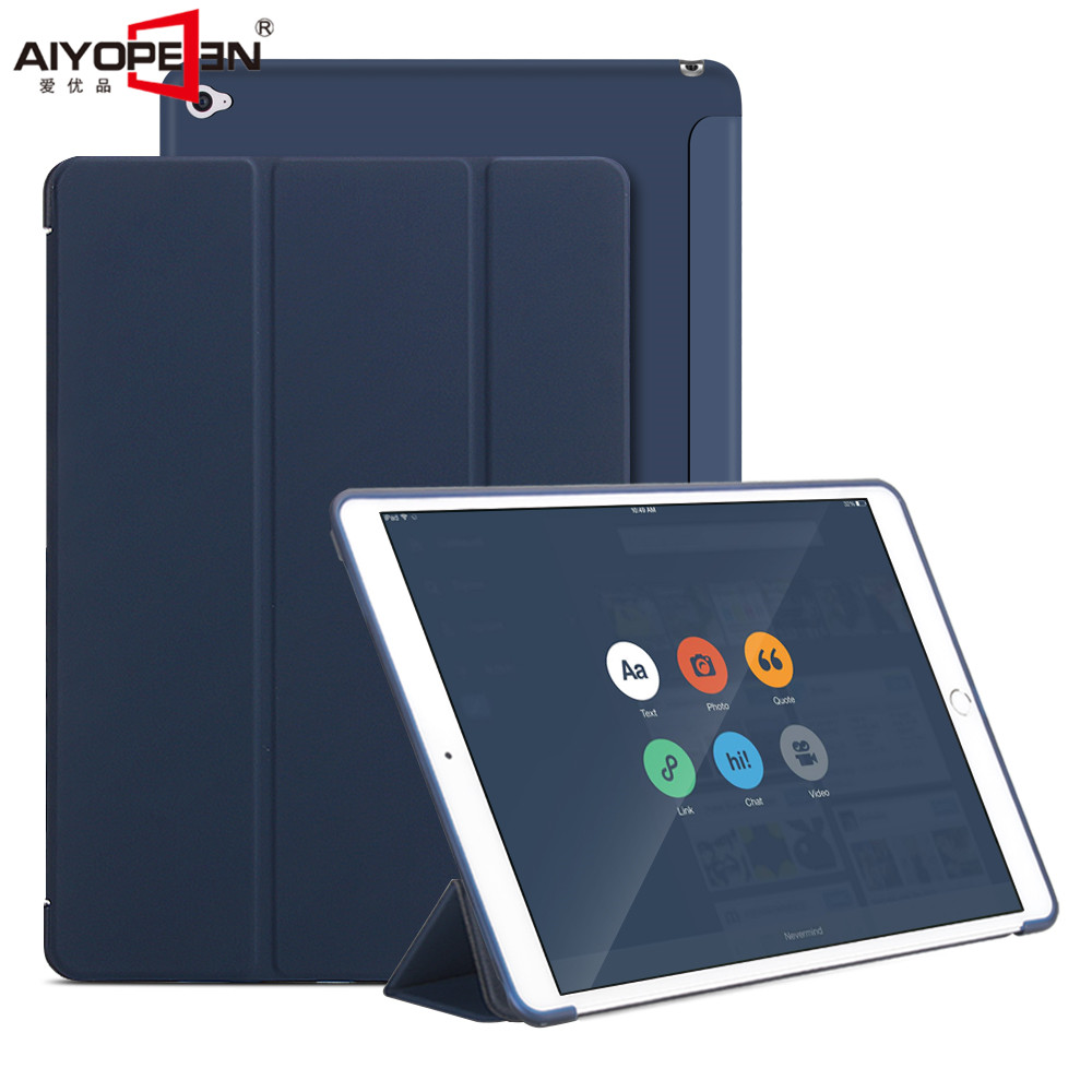new arrival cd6e8 9f47d Case For Ipad Air 2 Cover Silicone Soft Shell For Apple Ipad Air 2 Case TPU  Silica Gel For New Ipad Air 2 Case 9.7 Inch Cover