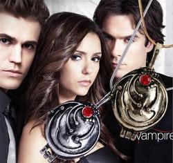 The vampire diaries necklace elena gilbert vintage vervain verbena pendant jewelry for men and women wholesale.jpg 250x250