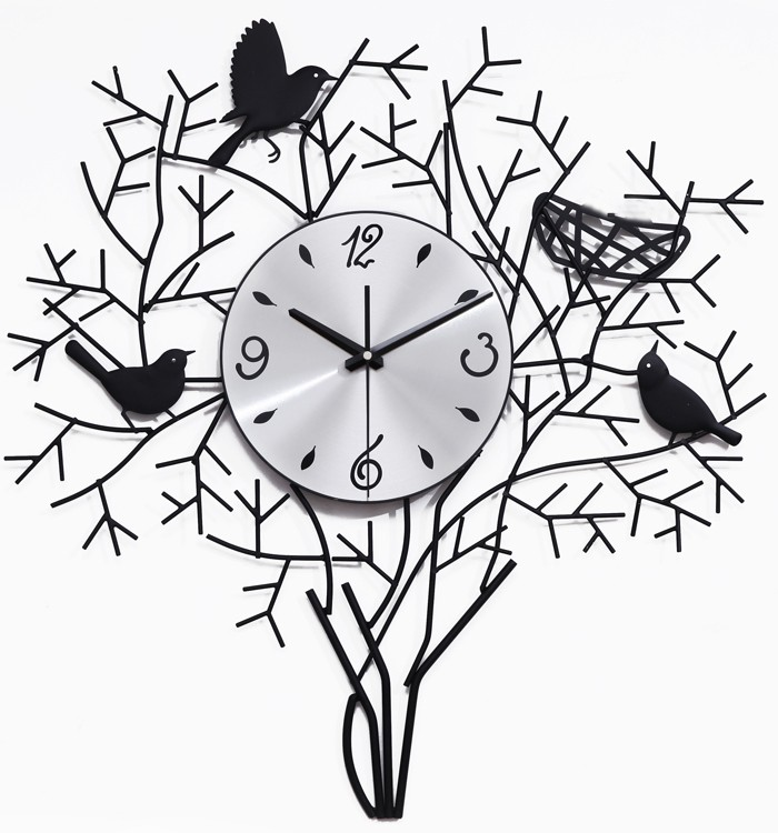 Decorative Wall Clock popular large decorative wall clocks sitting room-buy cheap large