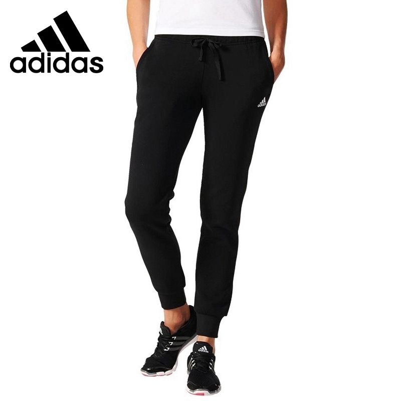 Original New Arrival 2017 Adidas ESS SOLID PANT Women's Pants Sportswear adidas original new arrival official neo women s knitted pants breathable elatstic waist sportswear bs4904
