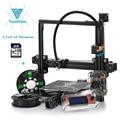 Tevo Tarântula Elétron impressora 3d 3D Slimbot-Single/Dual Extrusora 3d kit de impressora reprap prusa i3 3d diy com livre filamento