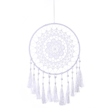 Flower Dreamcatcher for Home Decor
