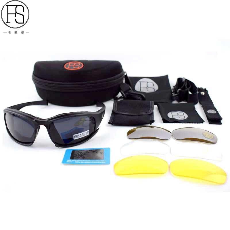 Caminhadas Eyewears Óculos dos homens polarizados militar Name   x7 Oculos  Militar 6e752e054b