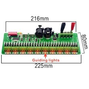 Image 5 - DMX Decoder 30 Channels RGB LED Strip Lights Driver DMX 512 No Plastic Box Controller DC 9V  24V DMX512 Dimmer