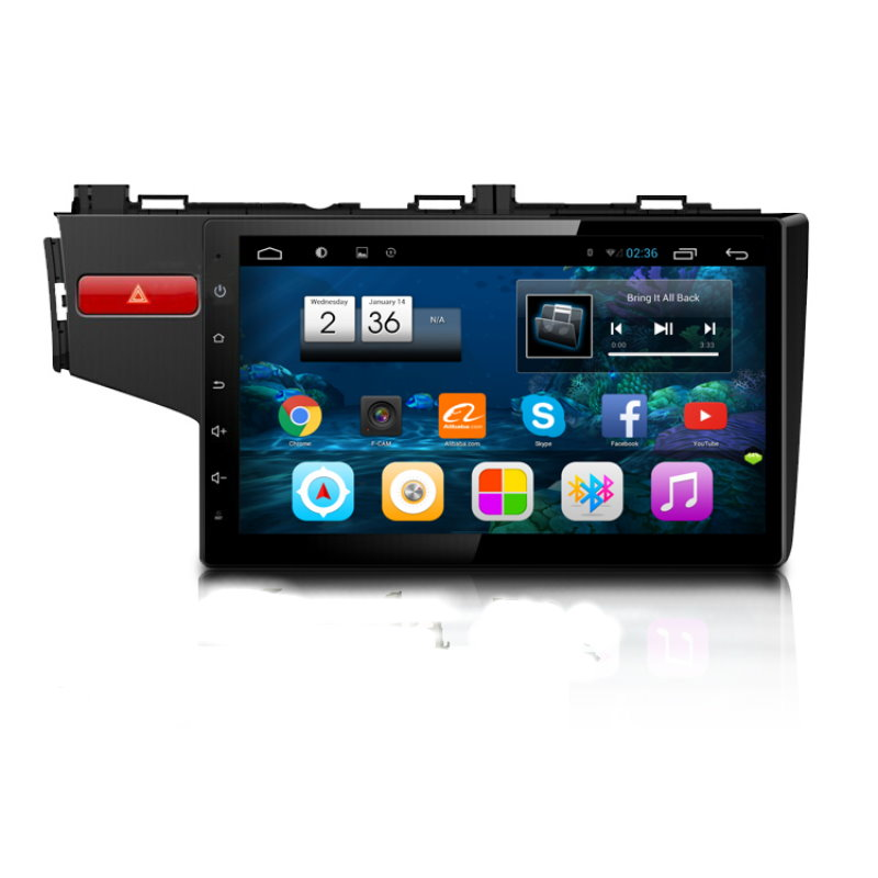 For Honda Fit 2013~2015 - 10.1 Car Android HD Capacitive touch Screen GPS Navigation Radio TV Movie Andriod Video System