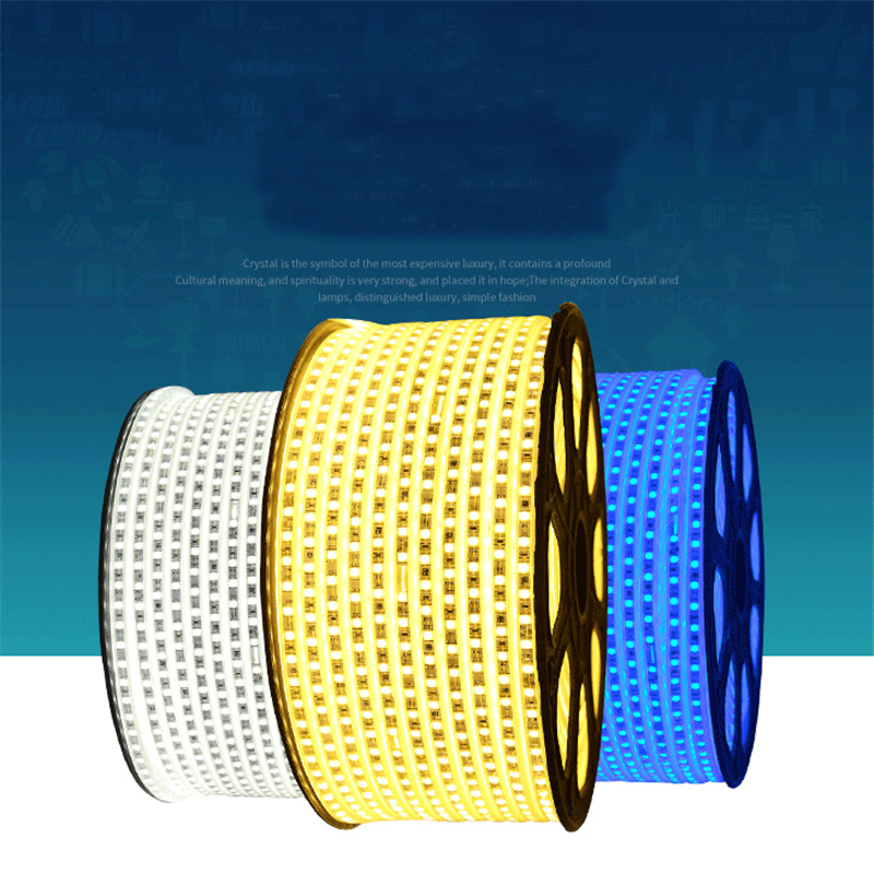 2835 60 beads LED Strip Light tape waterproof Light-emitting diode New Year's products decor fita de led decoration 3d printer accessory aluminium alloy for reprap bowden extruder parts for1 75mm filament 0 4mm nozzle