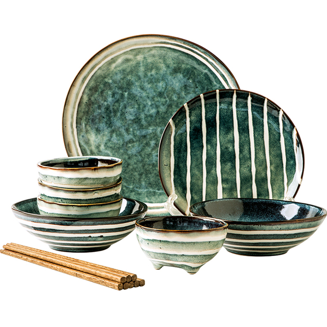 12pcs Ceramic Dinnerware Set