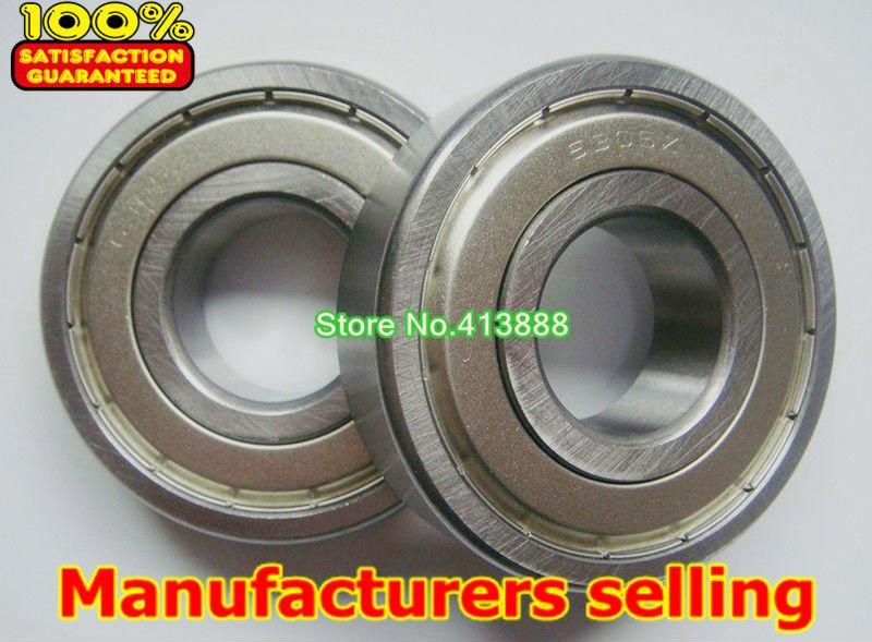 Прямая с фабрики 6306 6306ZZ 6306Z 6306-2Z 80306 30*72*19 мм высокое качество глубокий шаровой подшипник 2 шт./лот