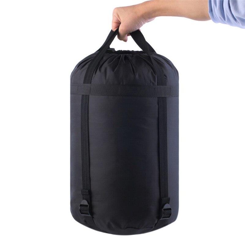 Image 5 - Компрессионный спальный мешок легкий складной, уличный, для кемпинга Пешие прогулки высококачественное хранение пакет спальные мешки аксессуары-in Спальные мешки from Спорт и развлечения